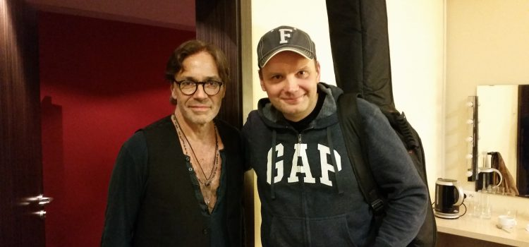 Dwa koncerty u boku mistrza Al Di Meoli w maju!   I'll be opening two concerts for the maestro Al Di Meola in May!